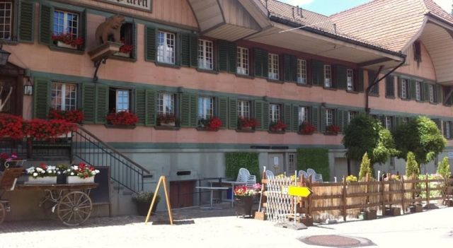 Bären Signau Restaurant Gasthof - #Inns - EUR 60 - #Hotels #Schweiz #Signau http://www.justigo.de/hotels/switzerland/signau/baren-signau-restaurant-bar-gasthof_3555.html