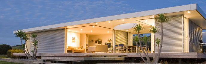 Bachkit House. André Hodgskin, Arch., Nouvelle-Zélande. http://bachkit.co.nz/index.php?option=com_content=article=50:sustainability=41:sustainability=70