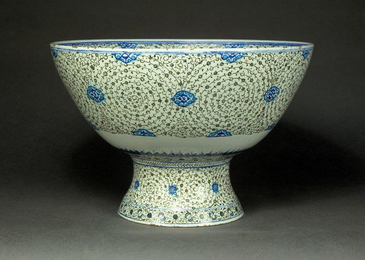 Bowl      Place of origin:      Turkey (made)     Iznik, Turkey (probably, made)     Date:      ca. 1545 (made)     Artist/Maker: ...