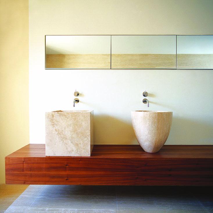 In a bath by UK architect Gavin Jackson; photo by Warren Smith.