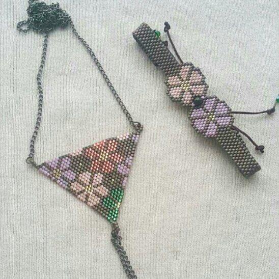 """185 Beğenme, 7 Yorum - Instagram'da byfatosyilmaz (@atolye_ekim): """"#atolye_ekim #miyukibracelets #bracelet #miyukijewelry #elemegitaki #miyukineclace #miyukikolye…"""""""