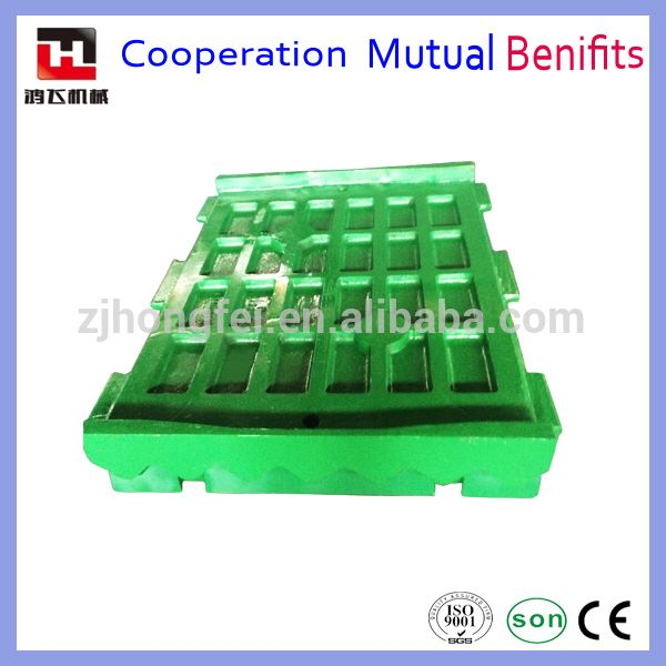 Check out this product on Alibaba.com APP Jeff lang 3254 High Quality Casting Parts Jaw Plate for Jaw Crusher