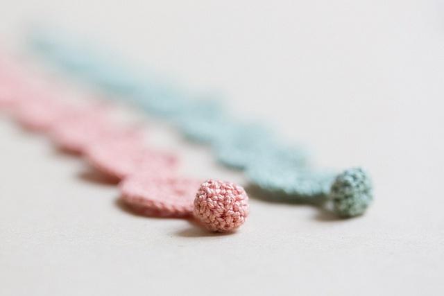 Les 296 meilleures images propos de bijoux crochet sur - Bijoux au crochet modele gratuit ...