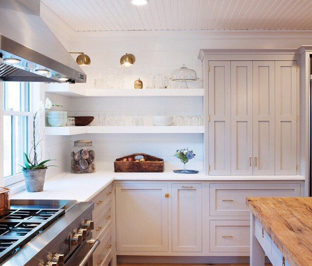 17 Best Ideas About Floating Shelves Kitchen On Pinterest