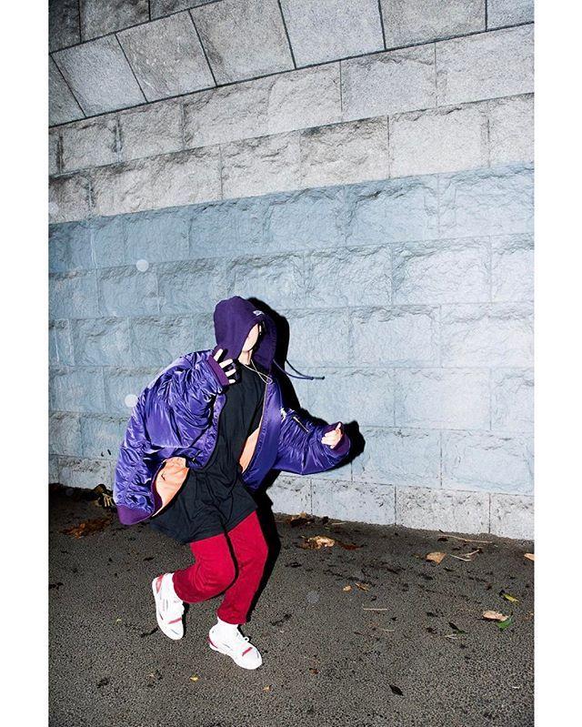 """. 吉村界人 × Vetements Shot for fashionsnap.com """"潜伏する東京モード 第一回 「ヴェトモンと渋谷区」"""" . http://www.fashionsnap.com/inside/tokyomode-vetements/"""