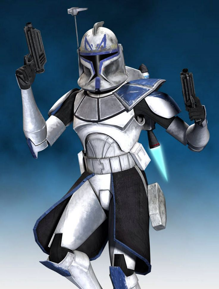 """CT-7567 (""""Rex"""") is a clone trooper captain who served in"""