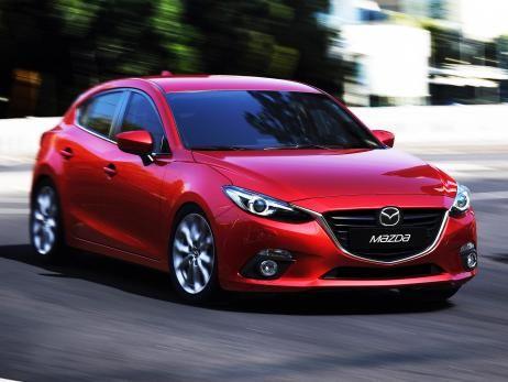 Mazda 3 2014: Kompaktklasse im KODO-Design zur IAA Frankfurt #mazda3 #iaa2013