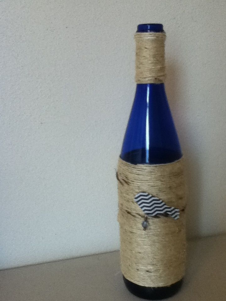 74 best images about glass bottle crafts on pinterest for Glass bottle crafts to make