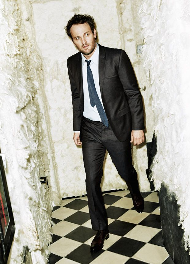 Jason Clarke in the Best Day-to-Night Suits