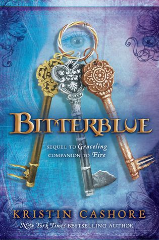 Review: Bitterblue by Kristin Cashore Great Book - First book Graceling