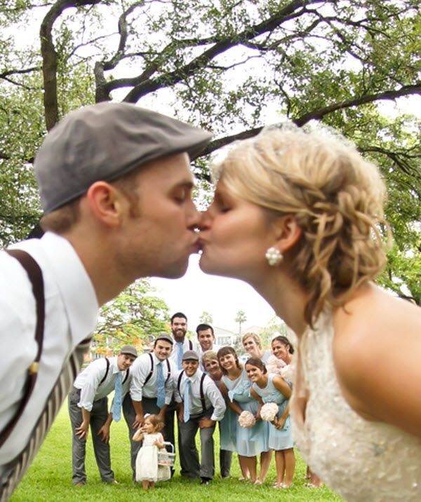 28 Ways to Shoot Fun and Creative Wedding Portraits