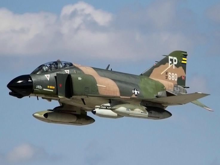 F4 Phantom II...the F15 Eagles Daddy                                                                                                                                                                                 More