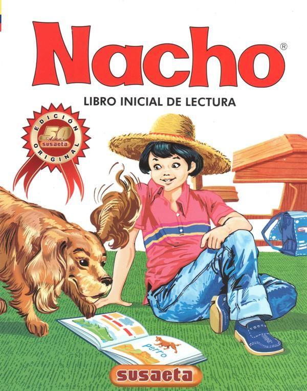 Estos libros han pasado a formar parte del imaginario popular. ¿Quién no reconocería al niño con sombrero de paja y al perro que aparecen en la portada de Nacho Lee?