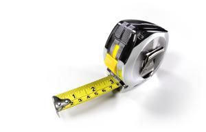 Find out the easy way to read a tape measure, even if you hate math.