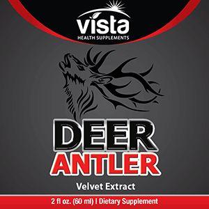 Can You Lose Pounds With Deer Antler Velvet #body_building #health_supplements #deer_antler_velvet