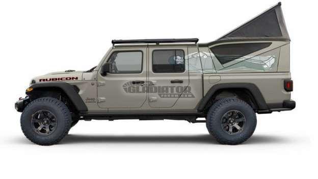 Jeep Gladiator 2020 Weight