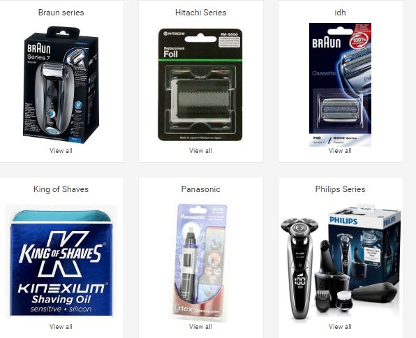 Buy your Shaver products, parts, accessories from your favorite brands-Philips, Braun, Remington, Scholl, Panasonic at an affordable rate with free delivery. Hurry Up !! www.razorbladz.com/collections