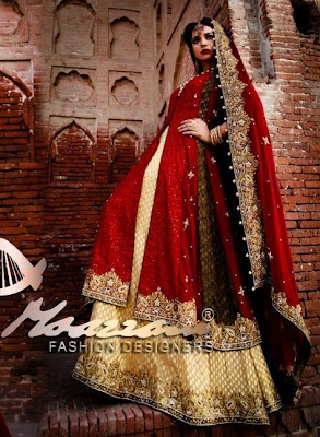 The Last Trend of Saree    very woman wants to wear the best and at her marriage.