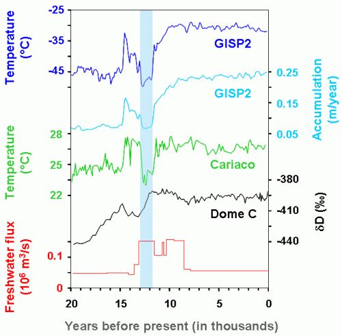 New evidence that cosmic impact caused Younger Dryas extinctions