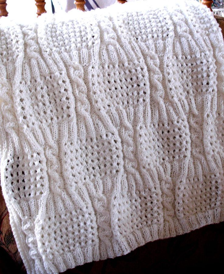 Knitting Patterns For Baby Blankets Pinterest : 17 Best ideas about Knitting Baby Blankets on Pinterest ...