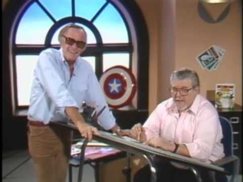 """*This video is for educational use. If Marvel, its parent company Disney, YouTube, or any other random person asks me to take this video and others of the same type down I will do so.* Learn the tools of the comic book drawing trade with hosts Stan """"The Man"""" Lee and John Buscema."""