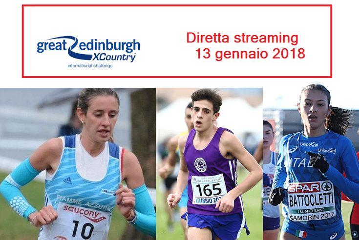 Cross Internazionale di Edimburgo: la diretta live streaming con 3 azzurri nel Team Europa | atleticanotizie