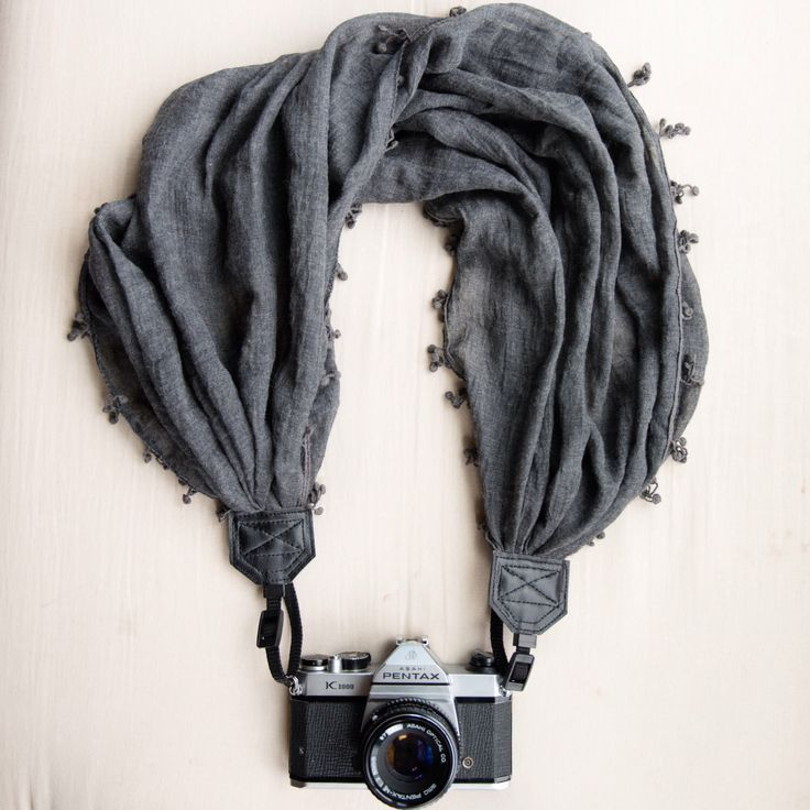 The VC Scarf Camera Strap The Missy by TheVintageClothespin on Etsy https://www.etsy.com/listing/242008642/the-vc-scarf-camera-strap-the-missy
