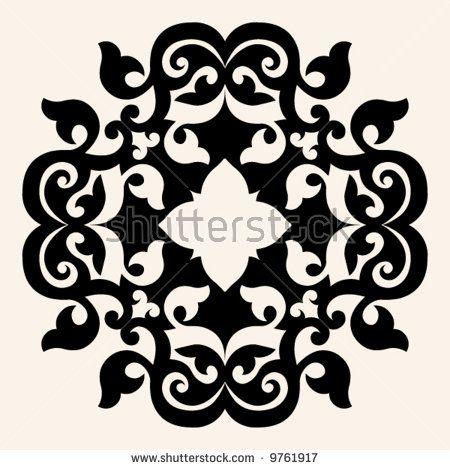 baroque decoration