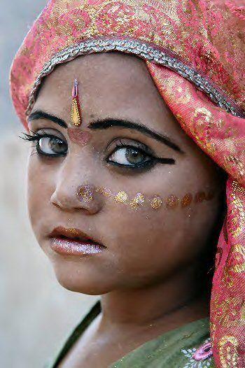 niña Afgana