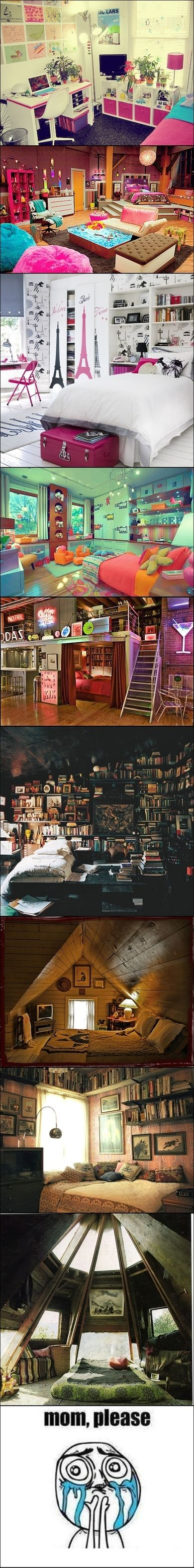 How I would've decorated as a teenager