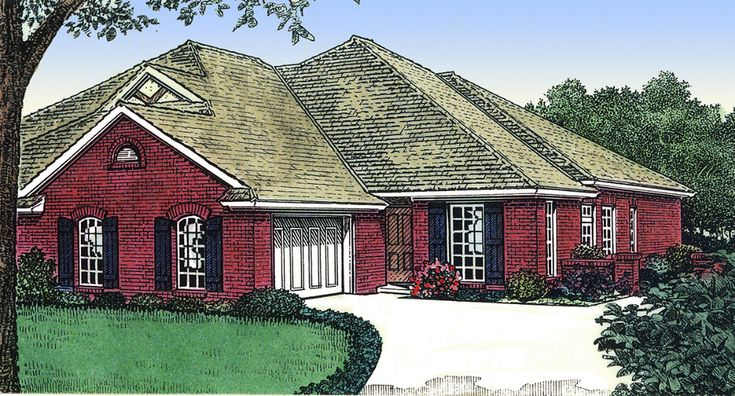 Duplex with Study and Two Bedrooms Duplex house plans