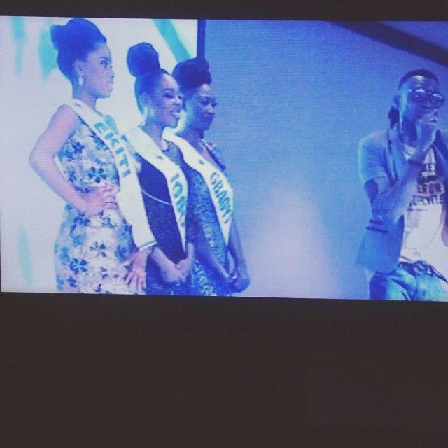 #TBT this performance sha... Me and am hommie @jsbofficial blazing the stage.. @iamogenna @nicolestewart_niki @tundeakinsanmi #TeamChics