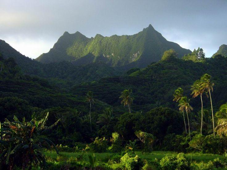 Cook Islands-Rarotonga-