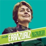 Josefa Errázuriz Would Vote for Bachelet on One Condition