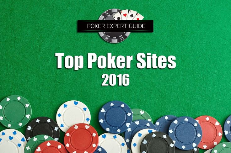 Top Poker Sites you just have to try this year!
