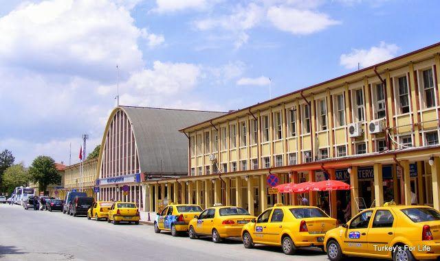 #Eskişehir #Train Station, #Turkey