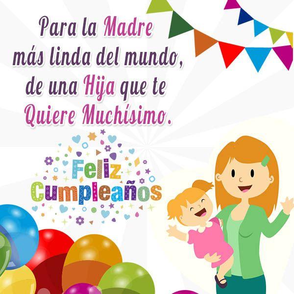 Tarjetas Postales Virtuales De Cumpleaños Con Frases Para Mama De Dedicatorias Frases De Feliz Cumpleaños Frases De Cumpleaños Para Mamá Feliz Cumpleaños Mamá