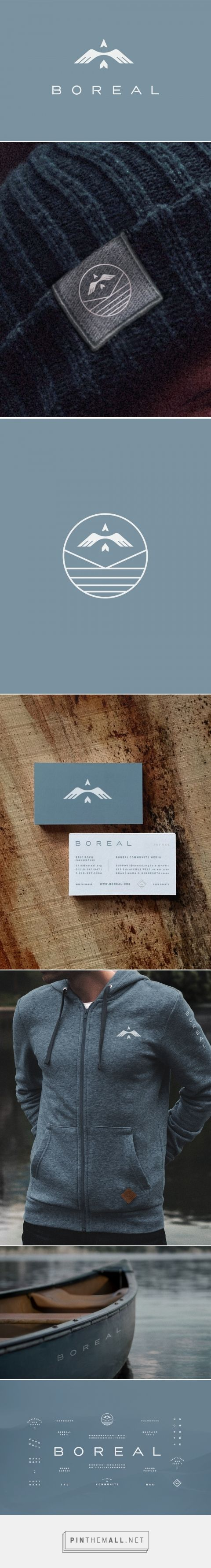 Studio MPLS Creates Identity for Grand Marais Non-Profit, Boreal - The Minneapolis Egotist - created on 2016-10-12 16:26:22
