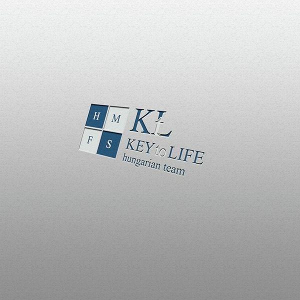 Key to Life logó on Behance