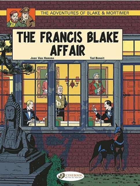 Scandal breaks in the London press: There is a mole in the Intelligence Service! And it appears without a doubt, on a photograph taken by agents of MI 5, that the mole wears the face of Francis Blake! Mortimer is determined to believe that his friend has been forced to act against his will.