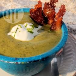 Courgette soup @ allrecipes.co.uk