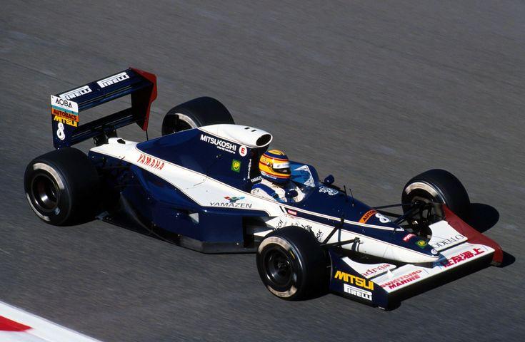 Storia   Yamaha F1, la grande incompiuta 2