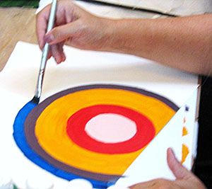 One of the better articles I've read on why mandalas may be an effective art therapy activity.