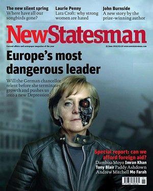 Angela Merkel - Robot Más> http://noticias.lainformacion.com/mundo/terminator-merkel-el-enemigo-del-mundo-segun-un-medio-britanico_rLR53afSTbqBEAzywKVDS6/