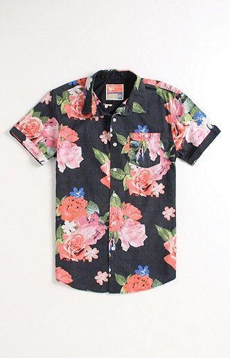 Hawaiian Shirt - Modern Amusement