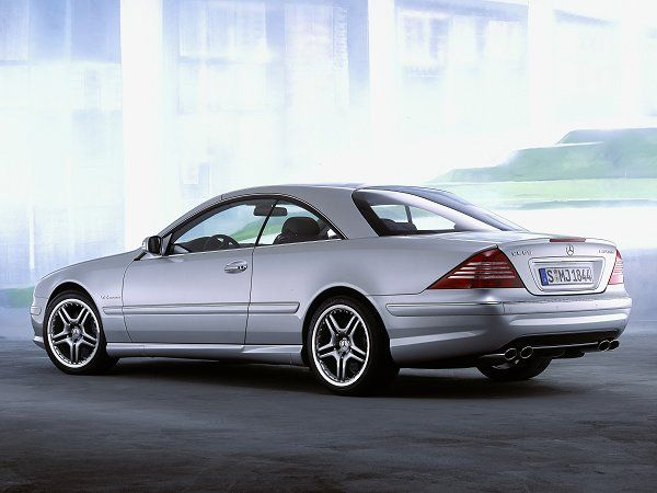 2003 Mercedes-Benz CL 65 AMG Image