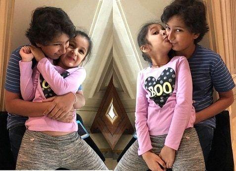Mahesh Babu Family Holidaying in Paris Photos