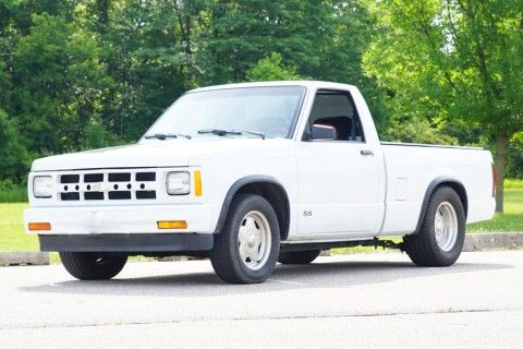 low priced 391b5 49700 1989 Chevrolet S-10 with 383 Stroker for sale