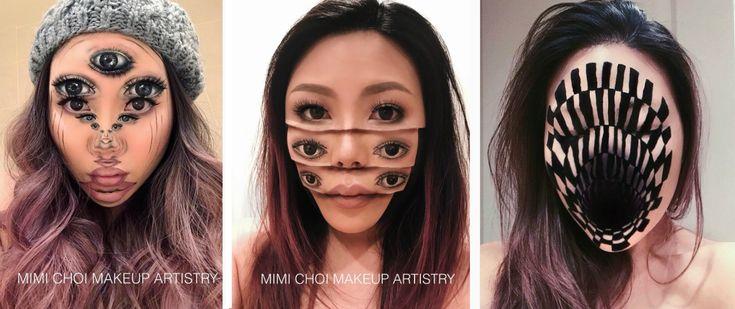 Meikkitaiteilijan+huikeat+optiset+illuusiot+saavat+silmät+sekaisin+–+katso+kuvat