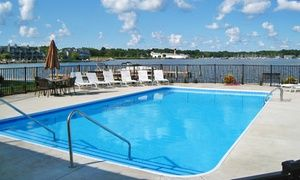 Groupon - 1- or 2-Night Stay for Two at Saugatuck Harbor Inn in Saugatuck, MI. Combine Up to 6 Nights. in Saugatuck, MI. Groupon deal price: $169